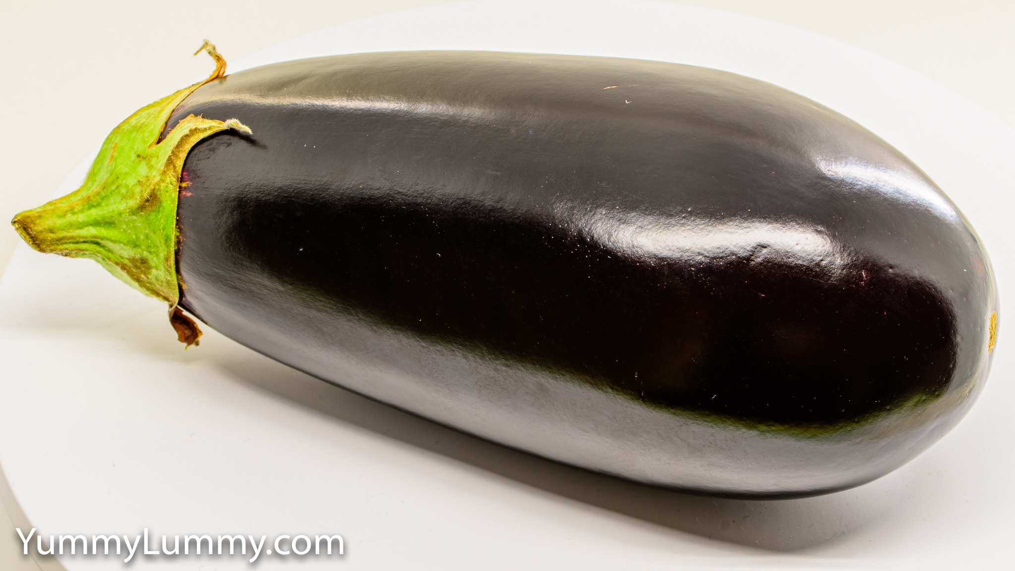 Photograph of an eggplant or aubergine or the 🍆 Gary Lum