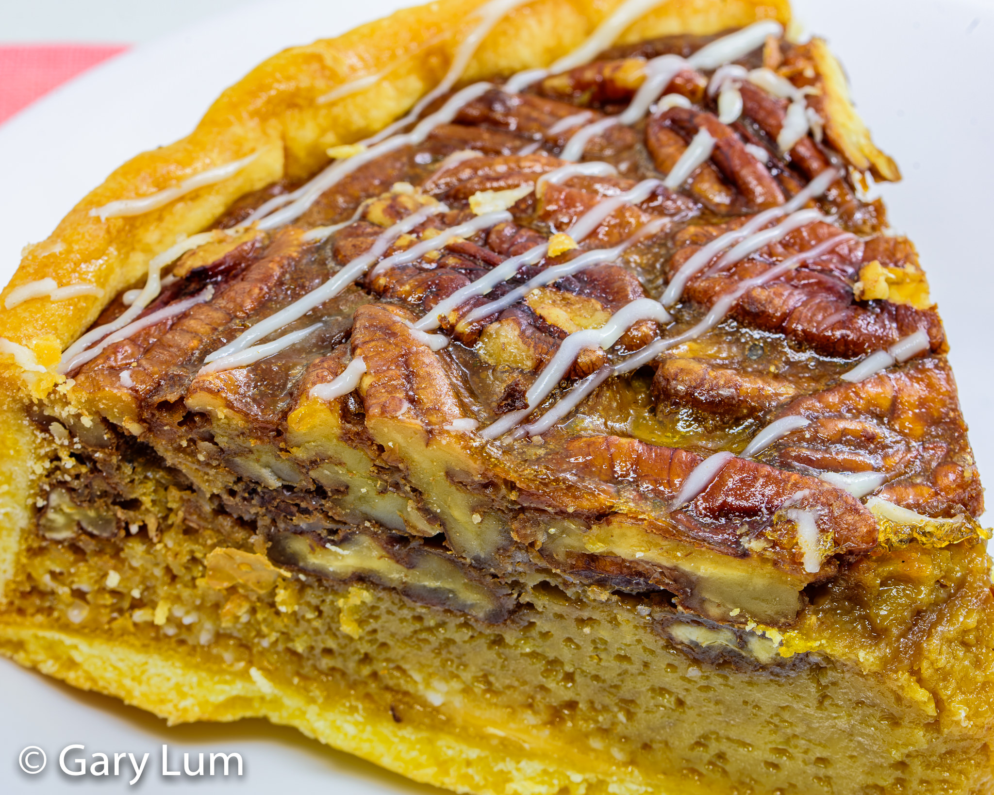 Pecan pie from Dobinsons Bakery. Gary Lum.