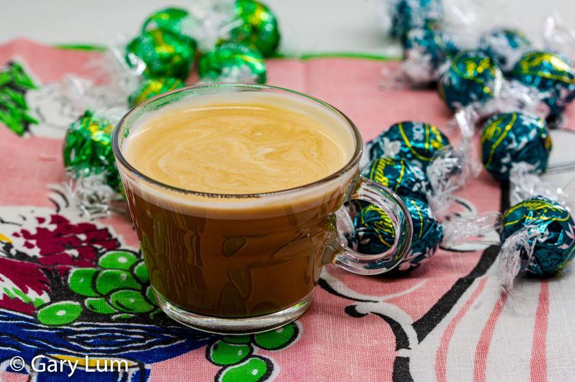Nespresso Coffee.