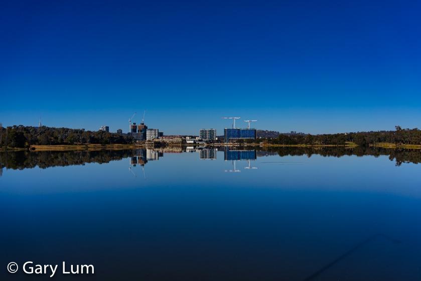 Lake Ginninderra