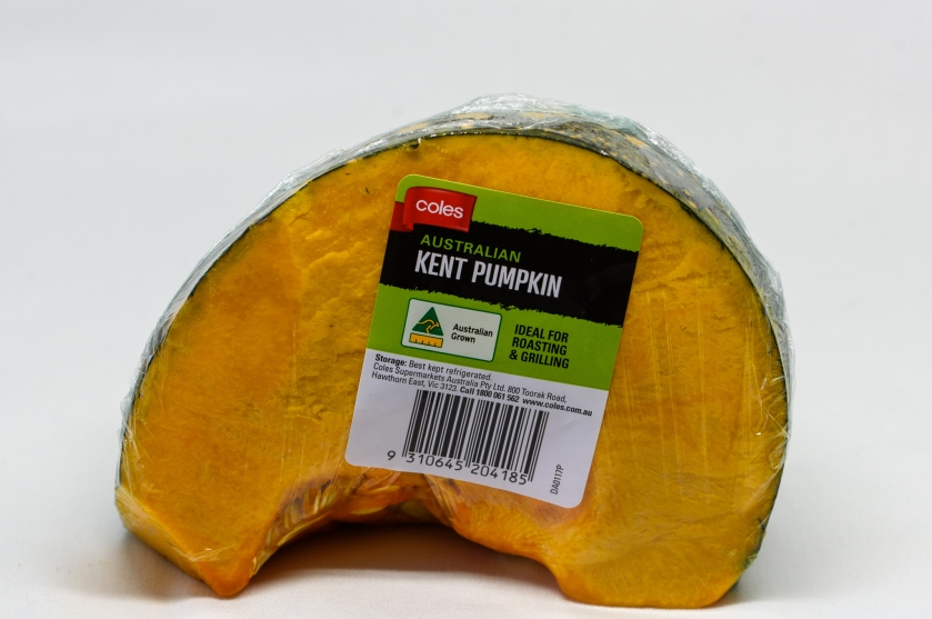 Kent pumpkin (quarter)